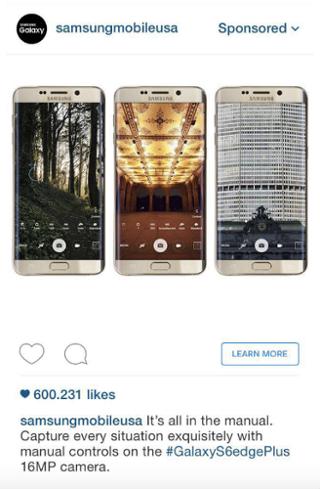 Контекстная реклама в инстаграме