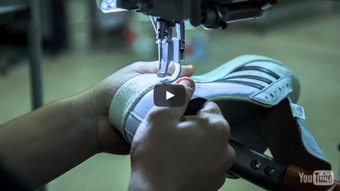 Реклама на YouTube – пример Adidas