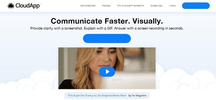 Гиф-маркетинг – CloudApp
