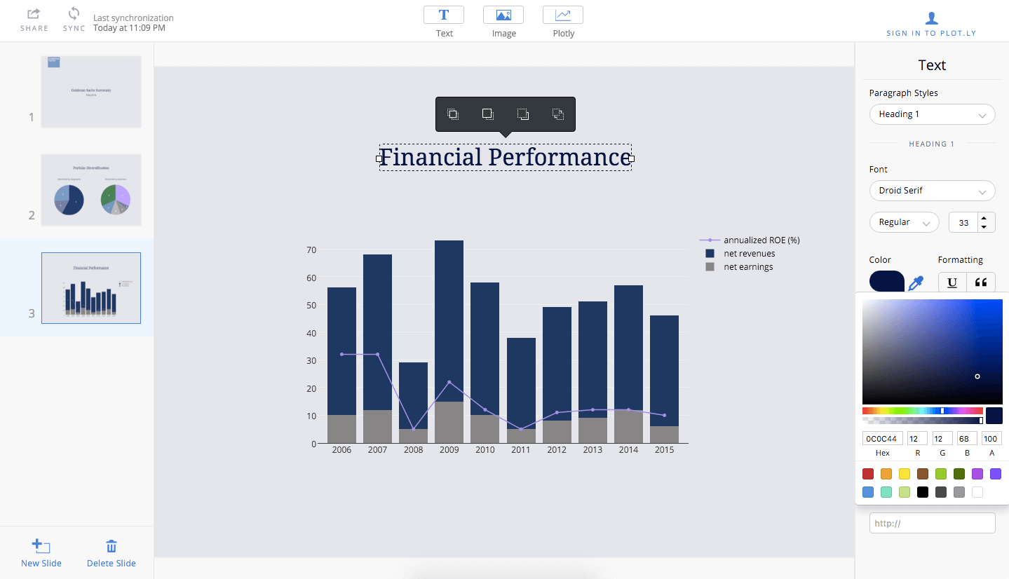 the financial performance of microsoft